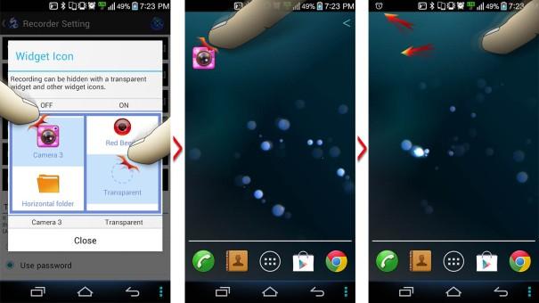 ... App, Sc Hidden Recorder App, voice recorder App, Audio recorder App